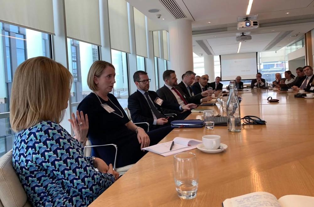 Executive Governance Roundtables